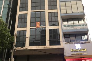 Cho thuê nhà mặt phố Nguyễn Trãi, Khương Đình, Thanh Xuân 90m2 x 7T thang máy, thang máy, 50tr/th