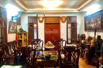Bán nhà phân lô ôtô vào nhà phố Văn Cao lô góc 3 mặt thoáng 40m2, 5t mt 4.8m, 7.5 tỷ LH 0915686104