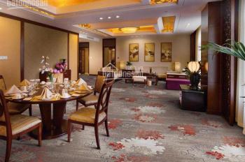 Tôi cần bán building mặt tiền 8 tầng thang máy Nguyễn Thái Bình Q1, 4x19m, HĐ 120tr/th, giá 46 tỷ