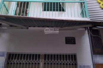 Cho thuê nguyên căn Ngô Quyền, P14, Q10 - diện tích: 4x13m, trệt + 1 lầu, trống suốt