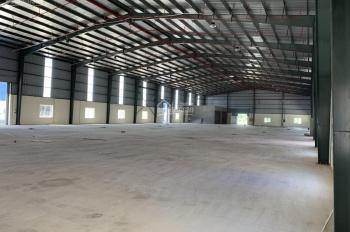 Cho thuê nhà xưởng 6800m2 tại KCN Tiên Sơn, văn phòng, căng tin, nhà xe đầy đủ