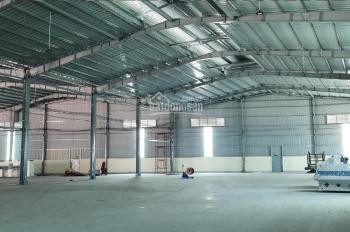 Cho thuê kho xưởng tại Long An từ 100m2 đến 20.000m2