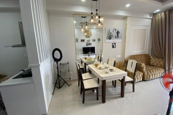 Bán căn hộ Satra Eximland, Phú Nhuận, 88m2, 2PN, view Đông Nam, giá 3.9 tỷ LH: Hiếu 0932192039