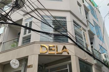 Bán tòa nhà Mạc Đĩnh Chi, Đa Kao, Q1, DT 7x15m, giá 22.5 tỷ, LH 0914887970