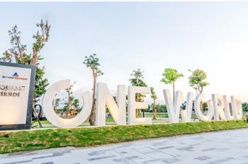 Sở hữu đất nền biệt thự kênh sinh thái dự án One World chỉ từ 21 tr/m2