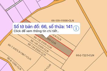 Cần bán đất sào ở xã Long An, huyện Long Thành, tỉnh Đồng Nai