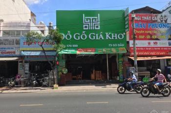 Bán MTKD Gò Dầu, 6mx21m, cấp 4, giá 23.5 tỷ, P. Tân Quý, Q. Tân Phú