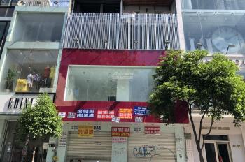 Cho thuê nhà mặt tiền Nguyễn Trãi, Phường Bến Thành Q1, DT 9x20m tiện làm nhà hàng, showroom