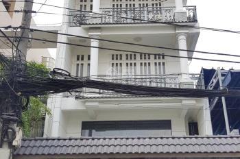 Bán gấp mặt tiền Nguyễn Thông, phường 6, quận 3, Dt: 5x15m, nhà 4 tầng chỉ 31 tỷ thương lượng