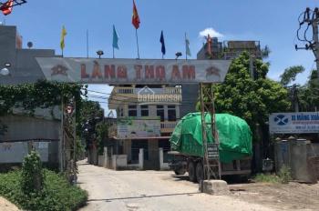 Bán đất 36m2 ở Thọ Am, Liên Ninh, Thanh Trì Matiz đỗ cửa
