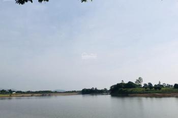 Bán gấp lô đất 4700m2 bám mặt hồ Đồng Chanh 100m tại huyện Lương Sơn