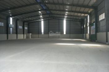 Cho thuê kho xưởng 1700 m2 gần Thủ Dầu Một, Bình Dương