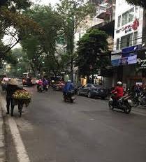Bán nhà mặt phố Nguyễn Hữu Huân, Hoàn Kiếm