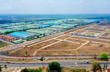 Đất MT QL1A, ngay TT Trảng Bom, giá gốc CĐT, dân cư hiện hữu đông, tiện KD nhà hàng, khách sạn