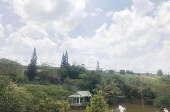 Đất mặt tiền Phường 2, TP. Bảo Lộc, 460 triệu sát hồ rất đẹp