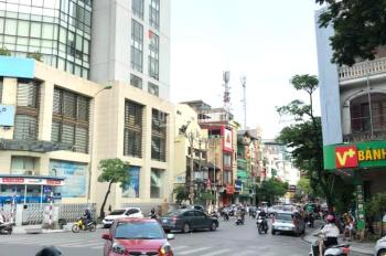 Bán nhà mặt phố Đội Cấn, Giang Văn Minh, 60m2 x 4 tầng, giá 17 tỷ