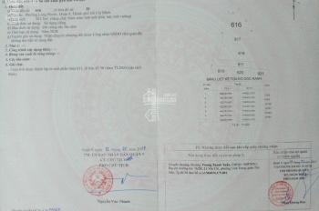 Bán đất khu biệt thự nhà vườn Long Phước, Quận 9 (DT 500m2, mặt tiền 23m, 5.5 tỷ)
