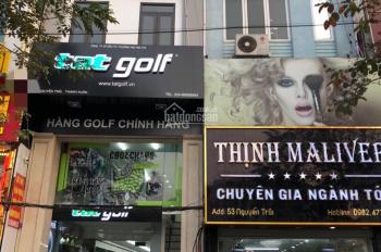 Chính chủ cần bán nhà 2 mặt tiền đoạn đẹp nhất đường Nguyễn Trãi, giữa Ngã Tư Sở giáp Đống Đa