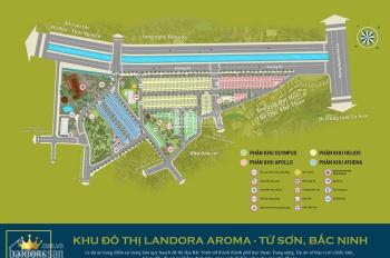 Bán đất nền dự án Landora Aroma Phường Trang Hạ, Từ Sơn, Bắc Ninh