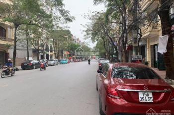 Bán nhà mặt đường Văn Cao đoạn đẹp