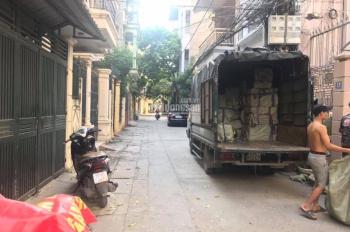 Nhà bán Ngõ Quỳnh, Hai Bà Trưng, ô tô, KD, 3T, 50m2, giá chỉ 4.5 tỷ