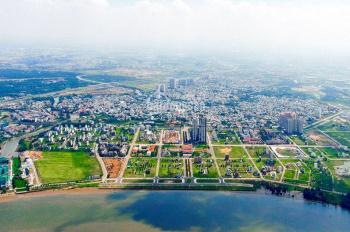 Bán đất Thạnh Mỹ Lợi - Sát sông - Cạnh Đảo Kim Cương - Tiện xây văn phòng - Biệt thự - Giá 65 tr/m2