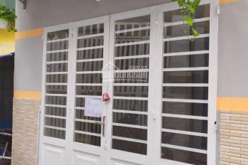 Nhà bán Tô Ngọc Vân, Q12, 20m2 vi bằng