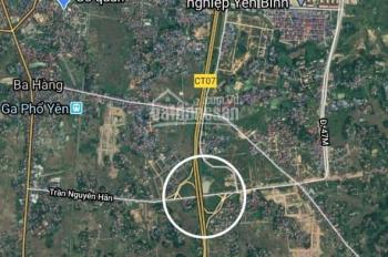 Đất ở cho thuê rẻ đẹp Phổ Yên, Thái Nguyên, 0986203569
