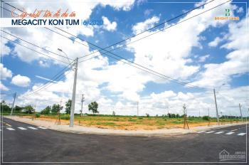 Chỉ 420 triệu/nền mở bán MegaCity Kon Tum phân khu The Central