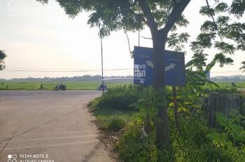 Bán gấp lô góc 2 mặt tiền tọa lạc ngay ngã 4 Thôn Đình - Thanh Vân - Tam Dương