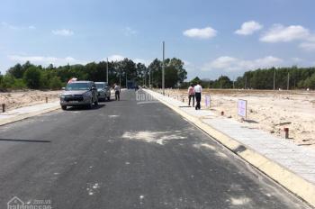 Chính thức phát 28 lô đất mặt trung tâm thị xã Phú Mỹ