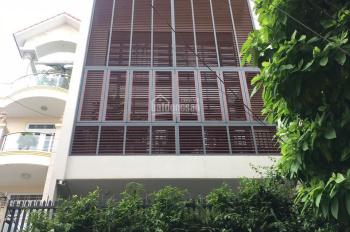 Bán nhà HXH đường Tô Hiến Thành, phường 14, quận 10. Nhà 5 lầu, có hầm thang máy (4x24m) giá 20 tỷ