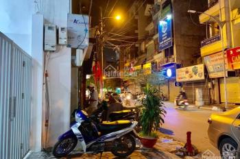 Vỉa hè 5m, lô góc, phố Tôn Thất Tùng, 30m2x6T, kinh doanh đỉnh, 2 mặt tiền, hơn 8 tỷ LH: 0585921992