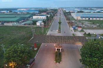 Bán đất xây trọ KCN, sổ liền tay, CC trong ngày