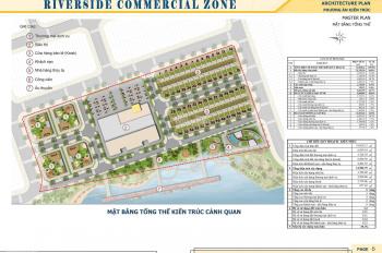 Bán đất ngay chợ phường 2, dưới chân cầu Tràng An, thanh toán 300 triệu - 0383888577