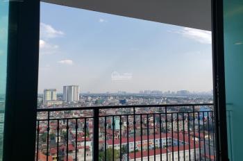 Bán căn hộ 3PN DT 104m2, giá 3.2 tỷ view Sông Hồng, Cầu Nhật Tân vị trí trung tâm Nguyễn Văn Cừ