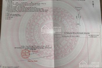 Đất nền mặt tiền Mỹ Xuân Ngãi Giao, Phú Mỹ - giá chỉ từ 712 - 972 triệu/nền - liên hệ 0948.089.364