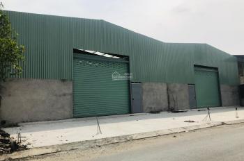 Cho thuê kho mới xây 1200m2 - An Phú Đông - Quận 12