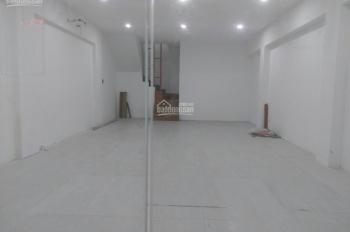 Cho thuê nhà mặt phố Nguyễn Hoàng gần bến xe Mỹ Đình, 90m2 x 5T, MT 4.5m, vỉa hè rộng, đỗ được ô tô