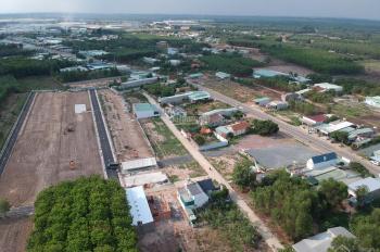 Mở bán GĐ1 đất nền dự án The Sky Gold, Đồng Nai, sát nách KCN Giang Điền, 100m2, giá 1.4 tỷ, SHR