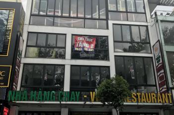 Cho thuê nguyên căn biệt thự 3 tầng MT Trần Đình Xu gần Trần Hưng Đạo Quận 1 DT 12x20m giá 80 triệu