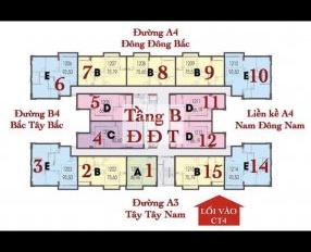 Cần bán căn hộ CT4 Phước Hải chênh nhẹ, LH: 0933.567.039 Thùy