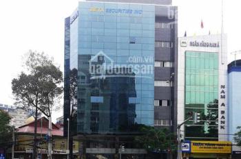 Cho thuê tòa nhà mặt tiền Nguyễn Cư Trinh, Quận 1, DT 8.2x22m, hầm 11 tầng. LH Vân 0901465338