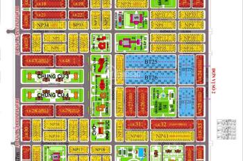Cần bán nền liền kề ĐV1 dự án XDHN, vị trí đẹp, đường 12m, DT 140m2, liên hệ 0906 766 767 - Danh