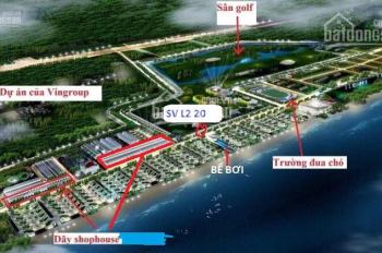 Chính chủ cần bán gấp shopvilla biển 600m2, vị trí đẹp, dự án hot, rẻ hơn 500 triệu. LH 0946461973