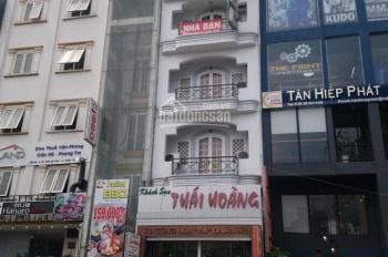 Bán nhà MT Cư Xá Nguyễn Văn Trỗi, P17, Q Phú Nhuận, DT 140m2, 6 tầng, giá 35 tỷ