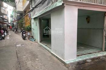Nhà cho thuê góc 2 mặt tiền hẻm 38 Nguyễn Trãi 5 triệu (Miễn trung gian)