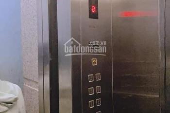 Bán mặt phố Trần Quốc Hoàn thang máy, vỉa hè rộng 59m2, 7T x MT 4.2m, 26 tỷ
