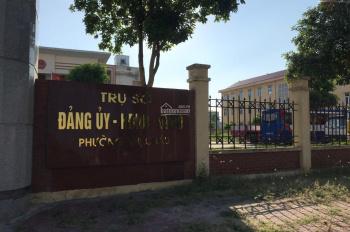 Bán đất khu Âu Việt 0979086156