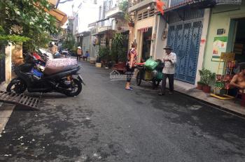 Bán nhà hẻm 6m đường Lê Ngã, P. Phú Trung, Q. Tân Phú - LH: 0914 443 186